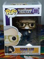 Marvel Guardians Of The Galaxy Stan Lee #281 Pop Vinyl  Bobble-Head  Aus Seller