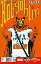 Axis Hobgoblin #1 Unread New Near Mint Marvel 2014 Digital Code Included **16
