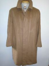 Burberry Wool Long Coats & Jackets for Men