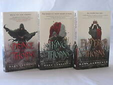 The Broken Empire Series #1-3: Books by Mark Lawrence (Complete Trilogy Set) PB