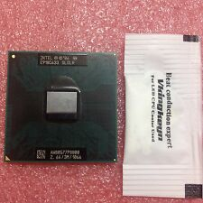 Intel Core 2 DUO P8800 2,66 GHz 1066MHz Dual-Core Processor Sockel P CPU SLGLR