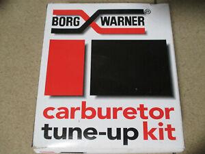 New Carburetor Repair Rebuild Kit BWD 10712b Carter YFA 1-Barrel Carb