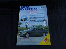 auto expertise carrosserie bmw série 3-5/98 berlines 4 portes-essence/diésel