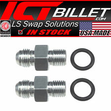 Transmission Adapter Fittings 6AN 6 AN TH400 TH350 4l60e 4l80e Ford AOD C5 4R70W