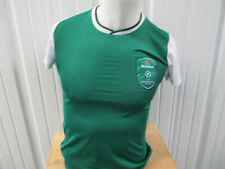 VINTAGE HEINEKEN BEER SOCCER FOOTBALL XS WHITE GREEN JERSEY PREOWNED IN EXC