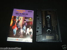THE THOMPSON TWINS HERE'S TO FUTURE DAYS 2ND PRESS AUSTRALIAN CASSETTE TAPE