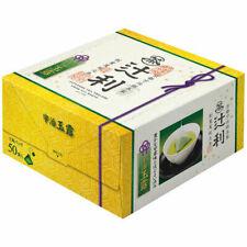 Tsujiri, Uji Gyokuro Green Tea, 50 Tea Bags in 1 box, Japan