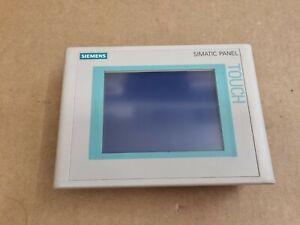 Siemens Simatic TP177B 6AV6 642-0BC01-1AX0 Touch Panel 6AV6642-0BC01-1AX0