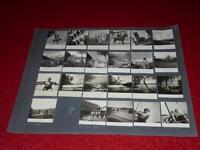 24 PHOTOGRAPHIES ORIGINALES / ITALIE 1938  Trasimeno, Perugia, Assisi, &c. L12