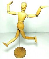IKEA GESTALTA Mannequin Artist Doll  Wooden Poseable Human Model
