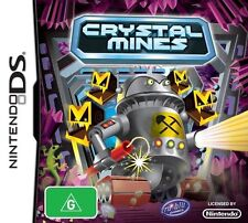 Crystal Mines *BRAND NEW* DS (Atari Lynx Remake 2)