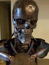Terminator Life size bust