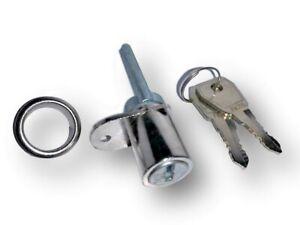 Single Flange Pedestal Drawer Lock for Office Furniture ** Fast free delivery **
