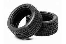 Tamiya M Chassis Radial Tires (1 pair) for Tamiya HPI Express MINI Car 1:10 RC