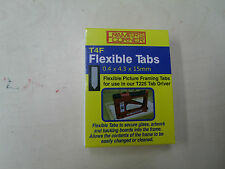 T4F Flexi tabs points for T225 flexi tool and other 15mm tab drivers 2500 pcs