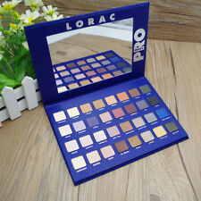 NEW Lorac Mega Pro 2 Palette ULTA Exclusive Eyeshadow Palette 32 Shades UK