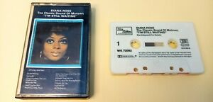 DIANA ROSS THE CLASSIC SOUND OF MOTOWN  1970/71  MUSIC TAPE  MC  WK 72082