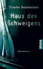Haus des Schweigens by Tineke Beishuizen-ExLibrary