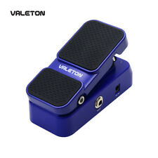 Valeton Footswitch Active Volume Combines Wah Mods Guitar Effects Pedal EP-1