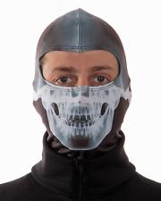X-ray SKULL Balaclava / Ski Mask coldgear-thermal fabric