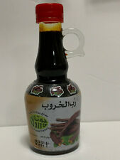 "100% natural Concentrated Kharoub Drink ""No artificial Flavors"" From holy land"