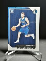 LUKA DONCIC 2018-19 Panini NBA Hoops Rookie #268 RC Dallas Mavericks