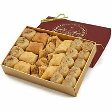 Baklava Sweet Bitesize 24 Pieces Château de Mediterranean Gift Box Ribbon