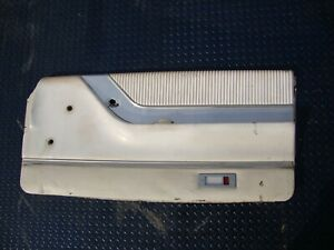 1965 Ford Thunderbird door panel USED right front