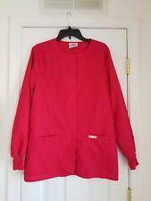 Nwot Scrub star snap front jacket size Xs