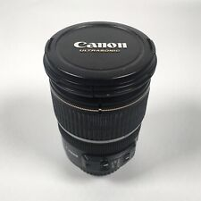 CANON EF-S 17-55mm F2.8 IS Image Stabilizer USM Zoom Lens - SPARES & REPAIRS