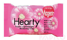 Japan Soft Extra Light Weight Modeling Clay Hearty Series Air-Dry Polymer padico