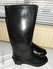 Reign Black Wellington boots Size UK 6 EU 39