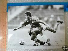 Press Photo- MEHMET SCHOLL; German football in Action to Goal (Org)