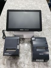 Micros Oracle Res 3700 Pos Systems Can Be Sold As Smaller Sets