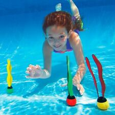 INTEX 4 PALLE IMMERSIONE SOTT' ACQUA PISCINA Immersione Nuoto GIOCO ponderata GIOCATTOLI 55503