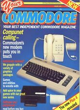 Your Commodore +YC + Specials Magazine DVD Collection 91 Issues C16 PLUS4 C64