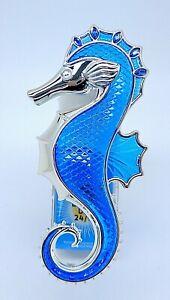 NEW BATH & BODY WORKS BLUE SEAHORSE WALLFLOWERS PLUG IN NIGHT LIGHT NEW!