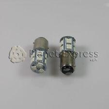 2 x Bombillas 13 LED SMD BAY15D Coche Freno y Posicion Bombilla Color Rojo 21/5w