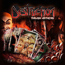 FREE US SHIP. on ANY 2 CDs! NEW CD Destruction: Thrash Anthems
