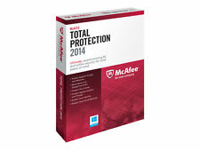 Mc Afee Total Protezione 2014 2015 DOWNLOAD per 1 PC 12 Mesi