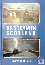 More details for scottish railway book : br steam in scotland by g. o'hara isbn 978-0-9530821-3-1