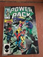 POWER PACK N°12 Marvel comics us juillet 1985 vo