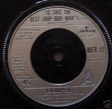 "LA BOPPERS - Is This The Best - 7"" Single"