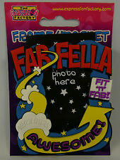 FAB FELLA BOYFRIEND BIRTHDAY FRIDGE MAGNET PHOTO FRAME STOCKING FILLER XMAS