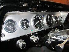 1966 chevy nova dash panel gauge cluster aluminum New chevy 11