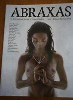 Abraxas An International Journal of Esoteric Studies no. I Autumn Equinox 2009