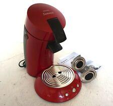 Philips Senseo HD7810 Red Single Serve Gourmet Coffee Machine