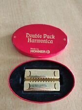Hohner - Double Puck Harmonica C/G Dur