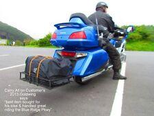 ALL MOTORCYCLE HITCH COOLER RACK GOLDWING 1500 1800, KAWASAKI,HARLEY, & TRIKES