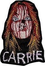 Carrie Logo Embroidered Patch Horror Movie Carrietta White Novel Stephen King